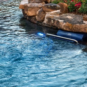 traditions pools & landscape bryan college station texas - pool construction with swim simulator