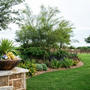 traditions pools & landscape bryan college station texas - landscaping project 5