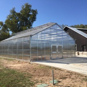 traditions pools & landscape bryan college station texas - greenhouse construction project 5