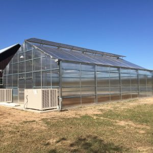 traditions pools & landscape bryan college station texas - greenhouse construction project 4