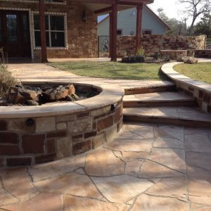 traditions pools & landscape bryan college station texas - custom swimming pool construction & landscaping design 6